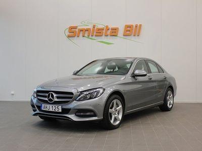 begagnad Mercedes 250 C-Klass4MATIC, Plus paket, Lucka, Eu6 204hk