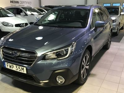 begagnad Subaru Outback SUMMIT 2.4 4WD