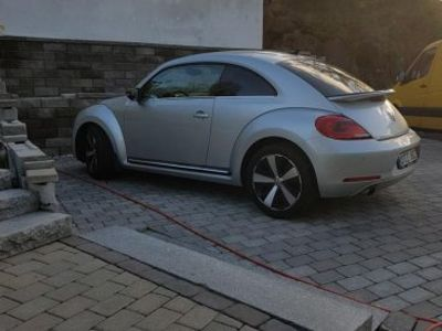 begagnad VW Beetle The2.0 Turbo 200HK / DSG -12