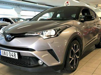 begagnad Toyota C-HR 1.8 Hybrid, Skinn, JBL, Bi-tone, Vinterhjul