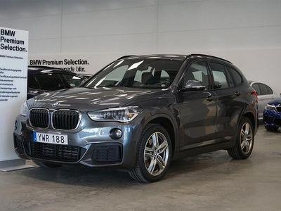 begagnad BMW X1 xDrive 20d M Sport Drag 1.95% (190 Hk)