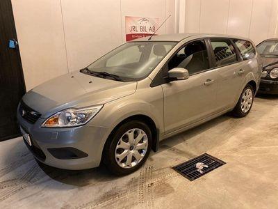 begagnad Ford Focus 10415 mil 1.8 Duratec Flexifuel