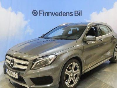 begagnad Mercedes 220 GLA BenzCDI 4MATIC AMG,v-hjul 2015, Halvkombi 228 300 kr