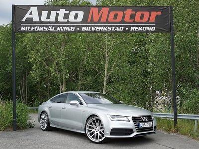 used Audi A7 3.0 TDI V6 quattro S Tronic S-Line 245hk