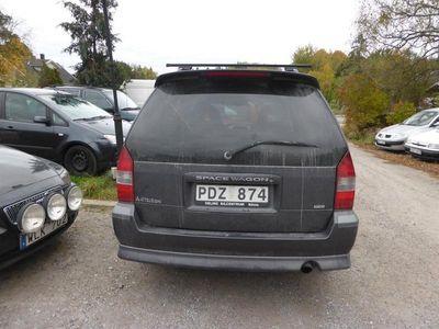 begagnad Mitsubishi Space Wagon 2,4 GDI 1999, Kombi 8 500 kr
