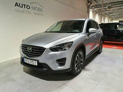 begagnad Mazda CX-5 2.5 AWD Aut 192hk Optimum Bränslevärmare