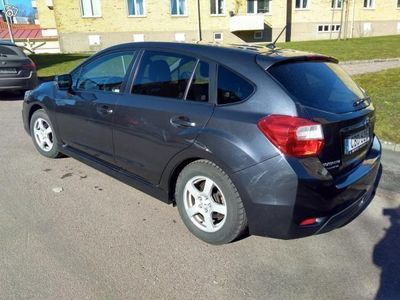 gebraucht Subaru Impreza 1,6 sport plus -13