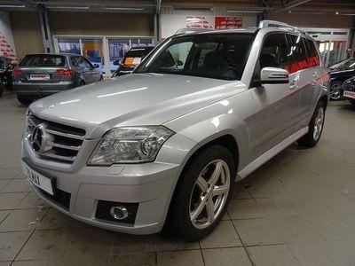 begagnad Mercedes GLK350 CDI 4MATIC 7G-Tronic 22
