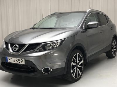 begagnad Nissan Qashqai 1.6 dCi (130hk)