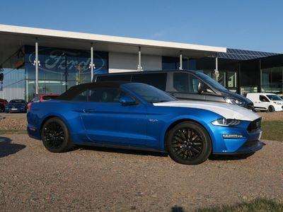 begagnad Ford Mustang GT Convertible 5.0 V8 450hk