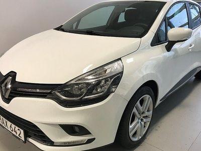 begagnad Renault Clio IV PhII 1.2 16V 75 Zen 5-d 2017, Halvkombi 89 000 kr
