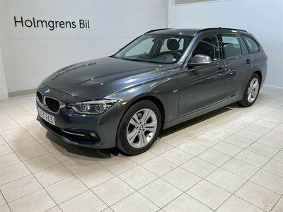 "begagnad BMW 320 d xDrive Aut Touring Sportline LED Drag 17"""