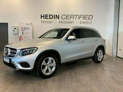 begagnad Mercedes 220 GLC Benzd EXCLUSIVE 4MATIC 9G-Tronic 2016, SUV Pris 289 900 kr