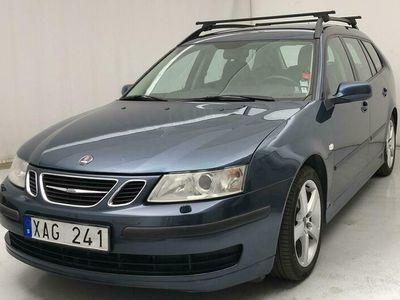 begagnad Saab 9-3 2.0t SportCombi Vector