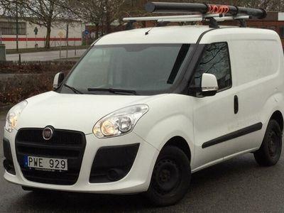 brugt Fiat Doblò Cargo 1.3 Multijet (90hk)