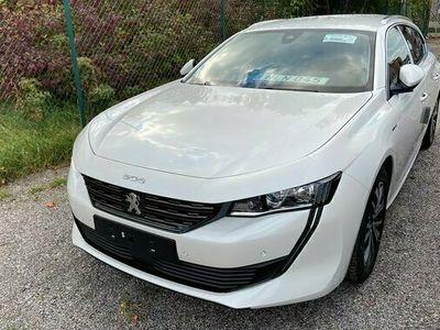begagnad Peugeot 508 SW Hybrid EAT Allure Drag 2021