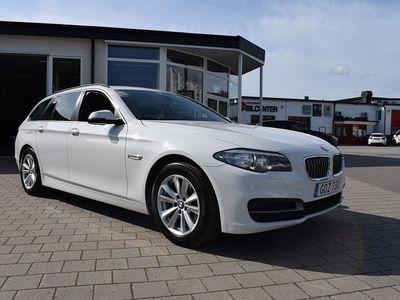 begagnad BMW 520 D F11 2.0 (190hk)