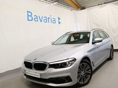 begagnad BMW 520 d xDrive Touring Sportline D-Värmare