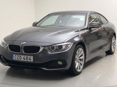 begagnad BMW 420 4-serien i xDrive Coupé, F32