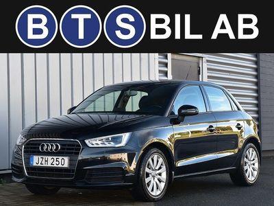 begagnad Audi A1 1.0 TFSI Sport Edition Euro 6 95hk
