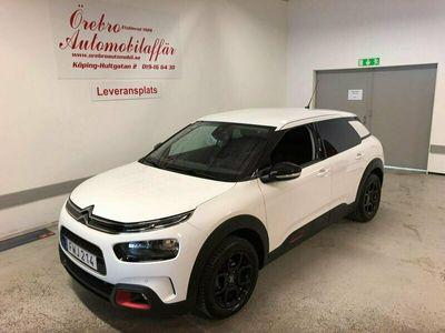 begagnad Citroën C4 Cactus PureTech 110hk SHINE AUTOMAT