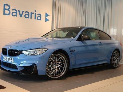 begagnad BMW M4 Competition Coupé DCT M Carbon