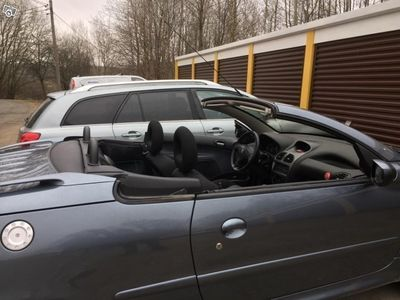 begagnad Peugeot 206 CC 1.6 109 HK -05