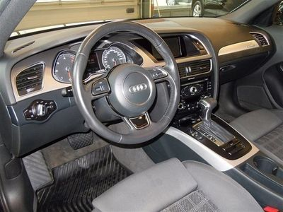 begagnad Audi A4 2.0 TDI quattro Sport Edition, S-line Automat