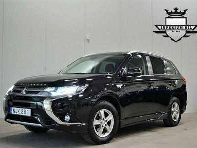 begagnad Mitsubishi Outlander P-HEV 4WD Business Nav Safety 203hk