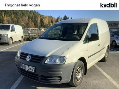 begagnad VW Caddy Skåpbil 1.9 TDI Skåp (105hk)