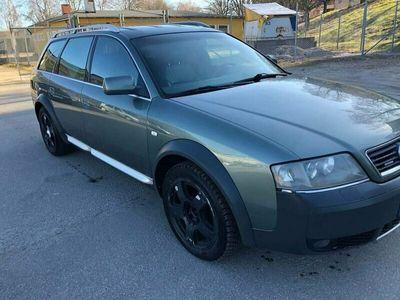 begagnad Audi A6 AVANT ALLR 2,7 T