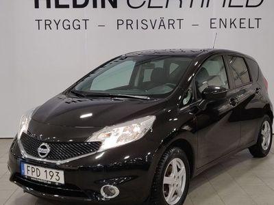 begagnad Nissan Note 80 ACENTA 5M/T EURO 6