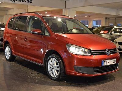gebraucht VW Touran 1.4 TSI Aut Masters 5600 Mil