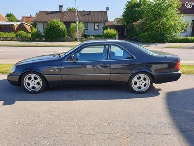usata Mercedes 600 sec coupé -93