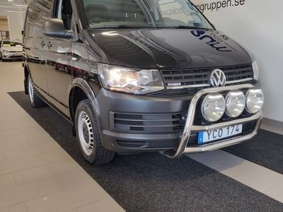 begagnad VW Transporter T6Skåp -16