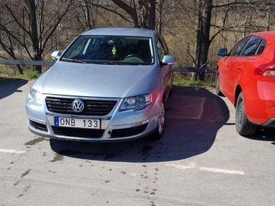 begagnad VW Passat 4 motion -07