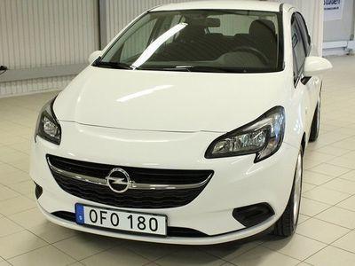begagnad Opel Corsa enjoy5-dörrars 1.4 ECOTEC® 66 kW Manuell. 5-växlad 2018, Halvkombi 122 000 kr