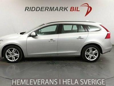 begagnad Volvo V60 D4 Momentum 163hk D-VÄRM|SKINN
