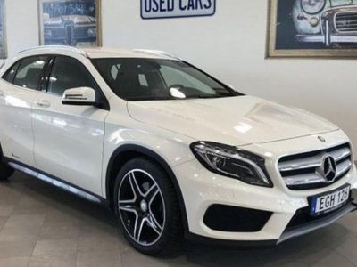 käytetty Mercedes GLA220