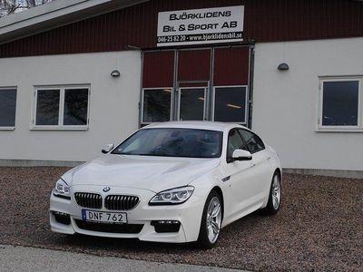 begagnad BMW 640 i A Gran Coupé M Sport 320hk