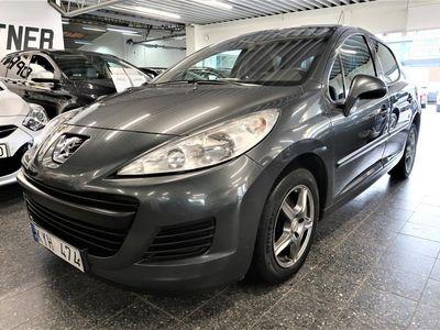 begagnad Peugeot 207 5-dörrar 1.4 VTi