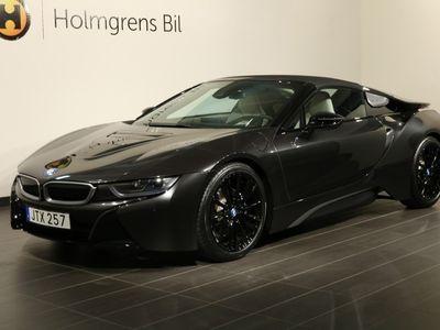 begagnad BMW i8 Roadster Laserlight Head-up Navi