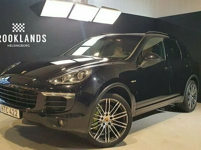 begagnad Porsche Cayenne S E-Hybrid E- Sport Chrono 2016, SUV Pris 579 000 kr