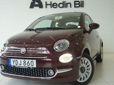 begagnad Fiat 500 LOUNGE 1,2 L 69 HK *ÅRSSKATT 448 KR *