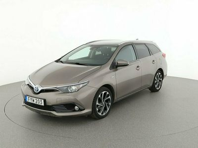 begagnad Toyota Auris Touring Sports Hybrid 1.8 VVT-i CVT Comfort