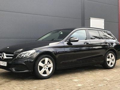 begagnad Mercedes 219 220 Benz C 7G-Tronic Dragkrok Navigation 2015, Personbil900 kr