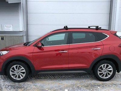 begagnad Hyundai Tucson 2.0 4WD Premium Aut 184hk