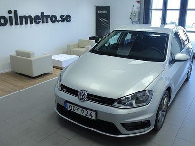 begagnad VW Golf TDI 110 4M R-Line/Drag/Värmare