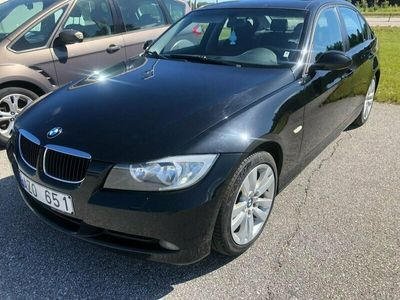 begagnad BMW 318 i Sedan Advantage 2007, Sedan Pris 63 000 kr