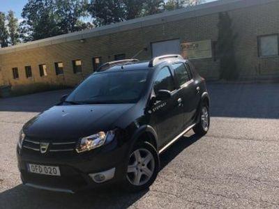 begagnad Dacia Sandero Stepway 0.9 Tce 90hk -17